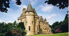 peebles - Castle Venlaw Hotel