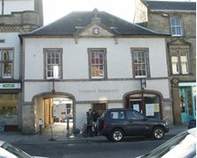 peebles - Old Townhouse (c.1753)