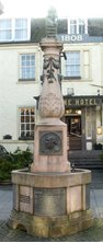 peebles - John Veitch Commemorative Monument