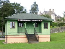 peebles - Peebles Cricket Club