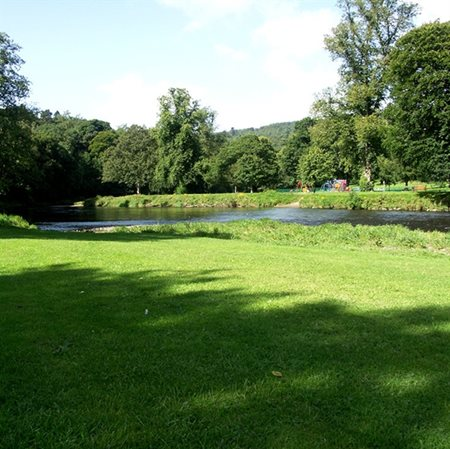 View Public Parks in Peebles