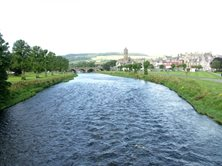 peebles - The River Tweed