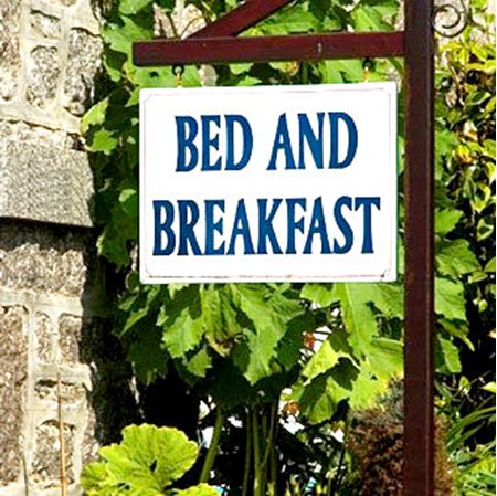 View Bed and Breakfast in Peebles