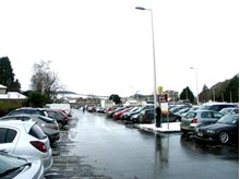 Picture of Car Parking in Peebles Edinburgh Road Car Park ( Eastgate )