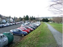 Picture of Car Parking in Peebles Kingsmeadows Car Park