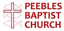 peebles - Baptist Church