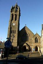 peebles - Peebles Old Parish Church