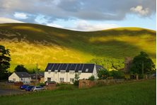 peebles - Castlehill Self-Catering Accommodation