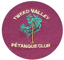 peebles - Tweed Valley Petanque Club