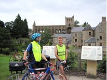 peebles - Borders Brake-away Cycle Group
