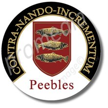 peebles - Clomor - bespoke fridge magents, badges, pocket mirrors