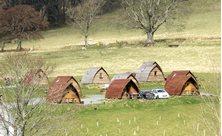 peebles - Glentress Forest Lodges - Wigwams