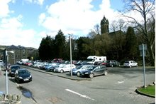 Picture of Car Parking in Peebles Greenside Car Park