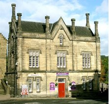 peebles - Peebles Courthouse Cocktail Bar and Restaurant