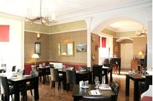 peebles - The Smithfield Restaurant at Castle Venlaw Hotel