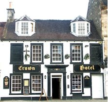 peebles - The Crown Hotel Bar
