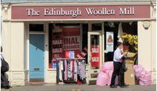 peebles - Edinburgh Woollen Mill