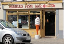 peebles - Peebles Fish Bar