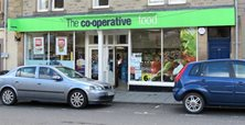 peebles - The Co-operative - food