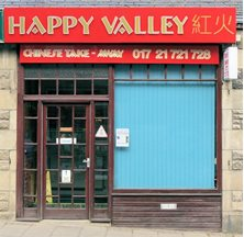 peebles - Happy Valley Chinese Take Away
