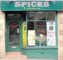 peebles - Spices Takeaway