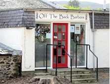 peebles - Off the Back Barbers