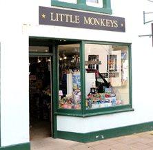 peebles - Little Monkeys