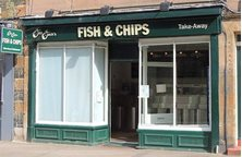 peebles - Jim Jacks Fish and Chips