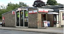 peebles - Peebles Post Office