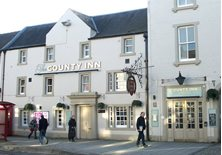 peebles - The County Inn