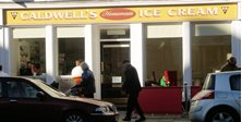 peebles - Caldwells Ice Cream Parlour