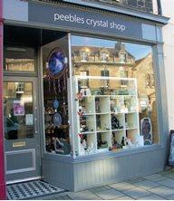 peebles - Peebles Crystal Shop