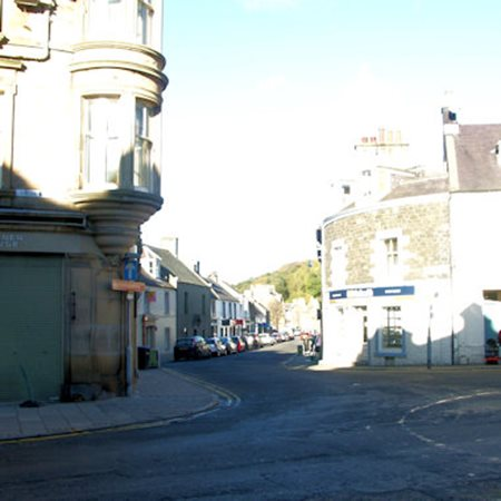 View Northgate Shopping in Peebles