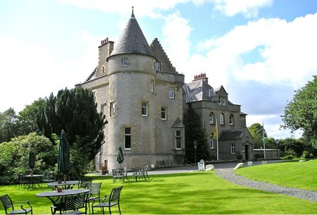 View Accommodation in Peebles