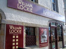 peebles - William Lockie Knitwear Store