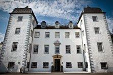 peebles - Barony Castle Hotel Restaurant