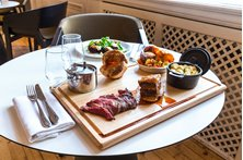 peebles - Peebles Hydro Restaurant