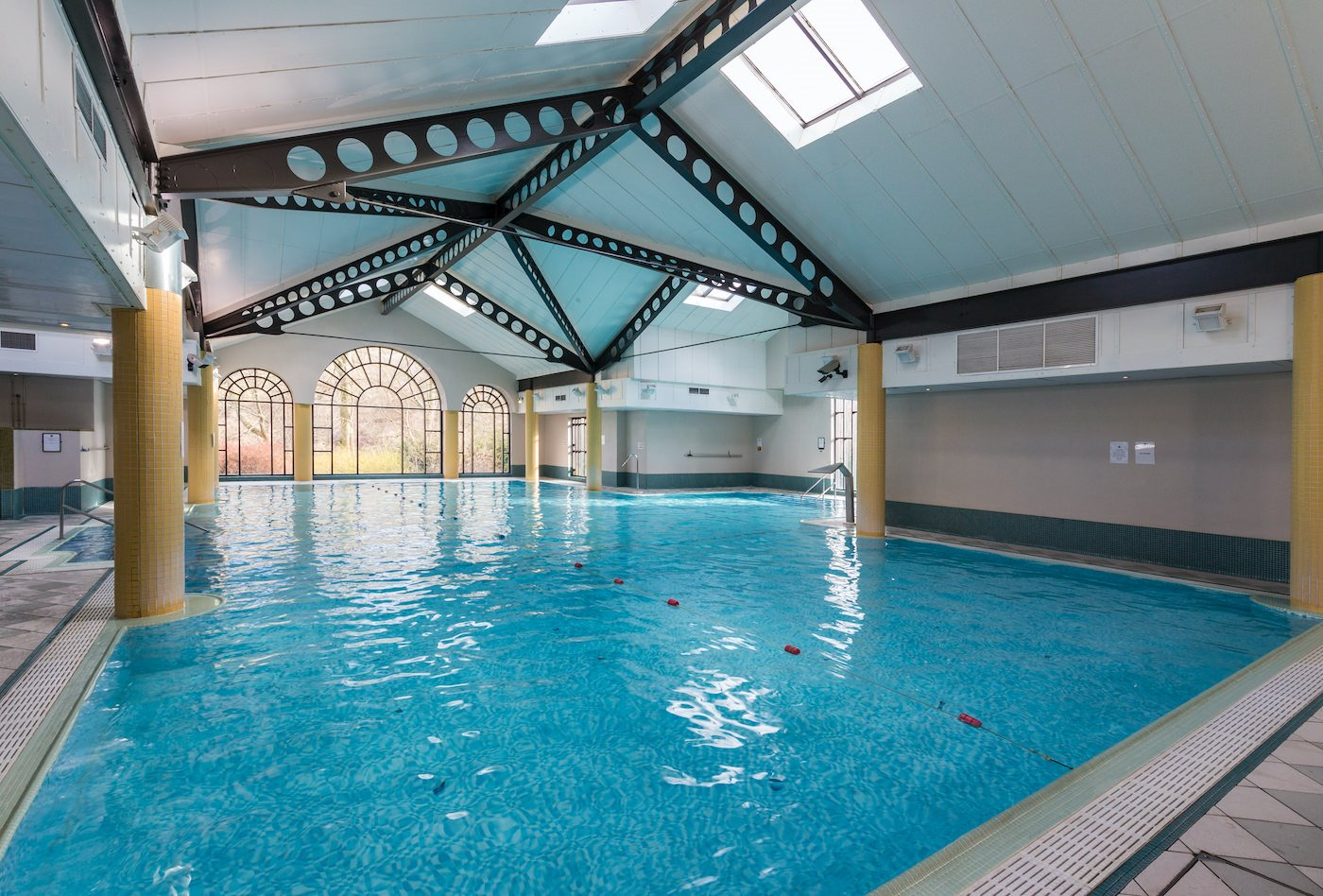 Visit peebles hydro for luxury hotel accommodation spa for Hydroponic pool